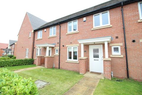 3 bedroom terraced house to rent - Highland Drive, Loughborough