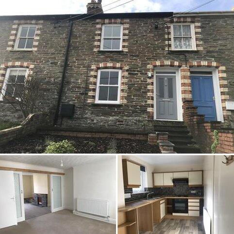 2 bedroom terraced house to rent - Cliff Park Terrace, Wadebridge