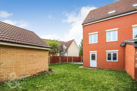 3 bedroom townhouse for sale - Windsor Park Gardens, Sprowston, Norwich