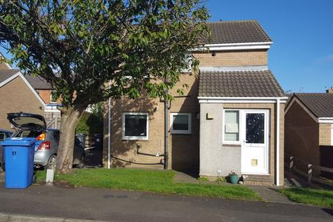 1 bedroom ground floor flat for sale - Bamburgh Drive, Pegswood, Morpeth