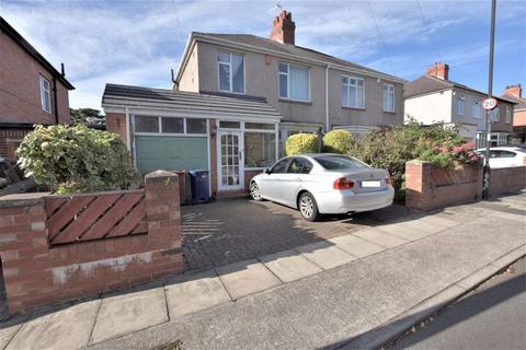 3 bedroom semi-detached house for sale - Eastlands, High Heaton
