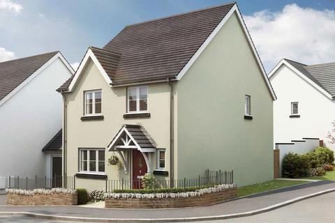4 bedroom link detached house - Plot 56, The Mylne A at Church Walk, Exeter Road, Newton Abbot, Devon TQ12
