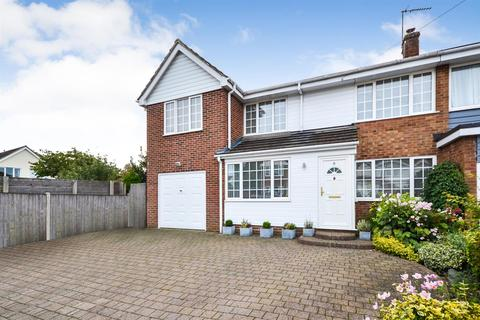 4 bedroom semi-detached house for sale - Clinton Close, East Hanningfield