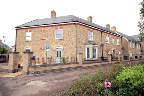 3 bedroom terraced house for sale - Charlotte Avenue, Fairfield, Hitchin, SG5