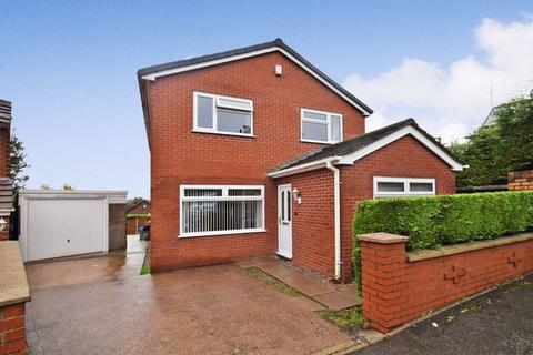 4 bedroom detached house for sale - Marsh Close, Werrington, Stoke-On-Trent