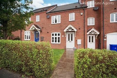 3 bedroom townhouse for sale - Chillington Way, Norton Park, Stoke-On-Trent