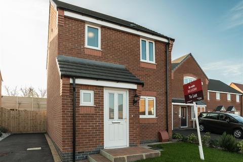 3 bedroom detached house to rent - Topaz Crescent Sutton-In-Ashfield Nottinghamshire