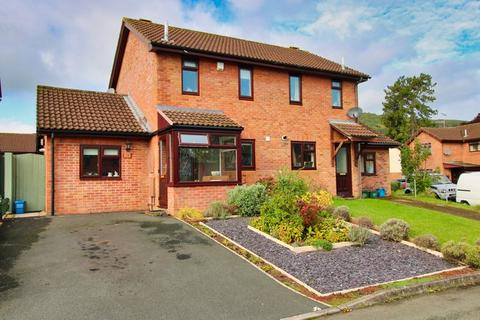 3 bedroom semi-detached house for sale - The Newlands, Abergavenny