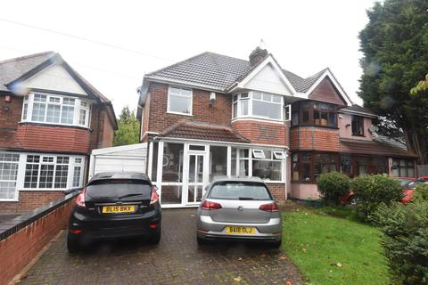3 bedroom semi-detached house for sale - Plaistow Avenue, Hodge Hill, Birmingham