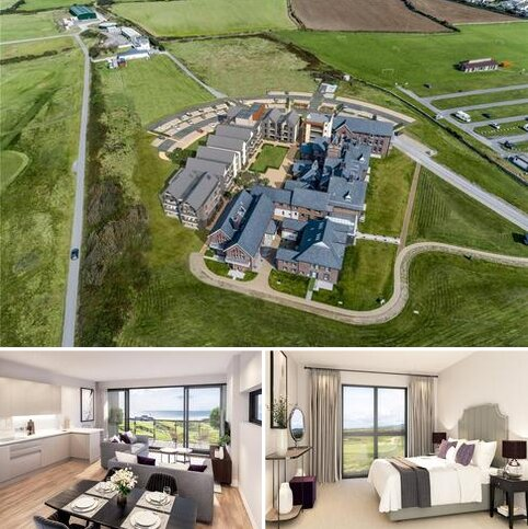 3 bedroom duplex for sale - Apartment 45, The 18th At The Links, Rest Bay, Porthcawl, Glamorgan, CF36