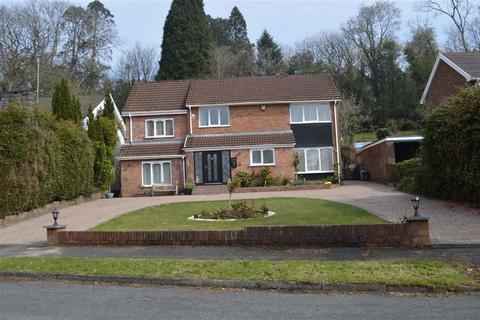 4 bedroom detached house for sale - The Beeches Close, Sketty, Swansea