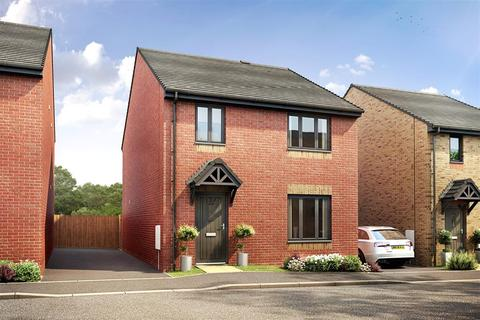 4 bedroom detached house - Plot 173 - The Huxford at Mayfield Gardens, Cumberland Way, Monkerton EX1