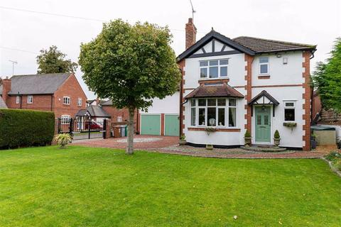 4 bedroom detached house for sale - 424 Crewe Road, Crewe, Cheshire