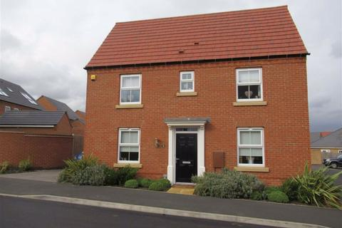 3 bedroom detached house to rent - Cox Meadow Road, Leicester