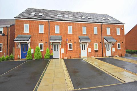 3 bedroom terraced house to rent - Bell Avenue, Bowburn, Durham