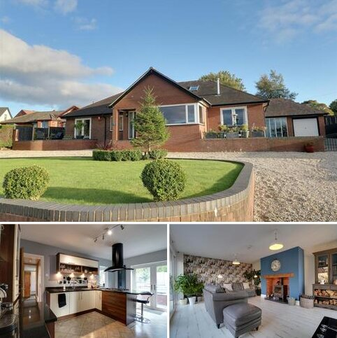 4 bedroom detached bungalow for sale - Hill Crescent, Alsagers Bank, Stoke-On-Trent
