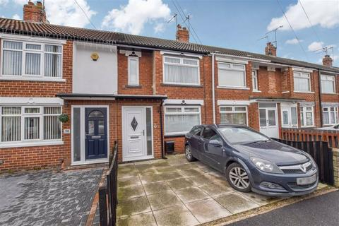 2 bedroom terraced house for sale - Worcester Road, Hull