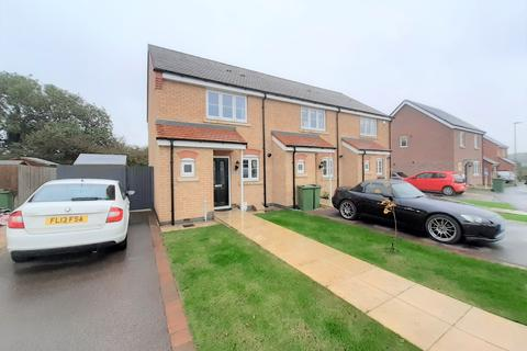 2 bedroom townhouse for sale - Preston Way, Huncote, Leicestershire, LE9