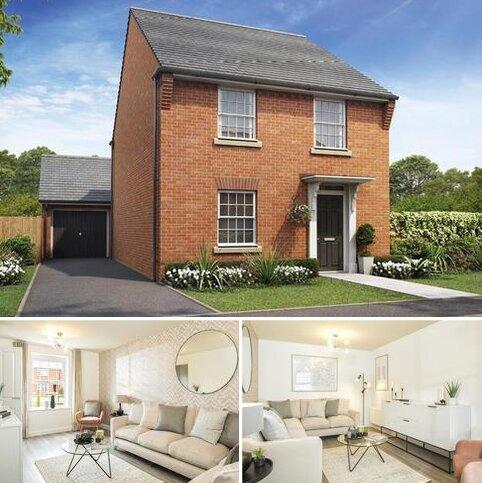 4 bedroom detached house for sale - Plot 157, INGLEBY at Kingsbourne, Waterlode, Nantwich, NANTWICH CW5
