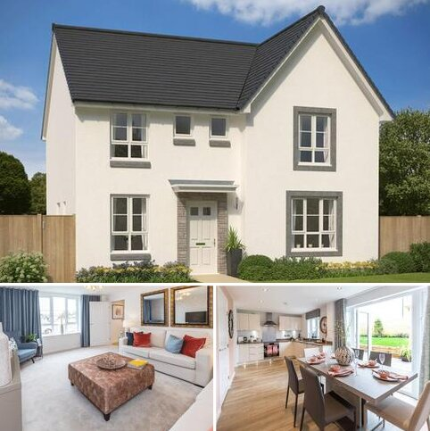 4 bedroom detached house for sale - Plot 51, BALMORAL at Whiteland Coast, Park Place, Newtonhill, Stonehaven, STONEHAVEN AB39
