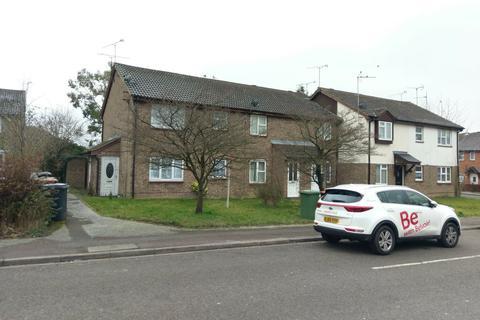1 bedroom end of terrace house to rent - Vanbrugh Drive, Houghton Regis LU5