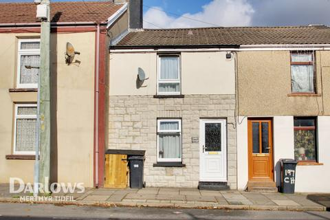 2 bedroom terraced house for sale - High Street, Cefn Coed y Cymmer, Merthyr Tydfil