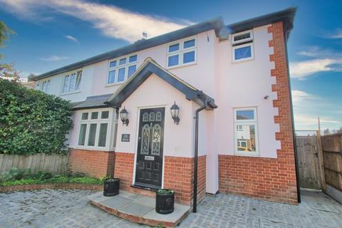 3 bedroom semi-detached house for sale - Mill Road, Stock, Ingatestone, Essex, CM4