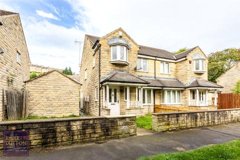 3 bedroom semi-detached house for sale - Woodland Rise, Huddersfield, West Yorkshire, HD2