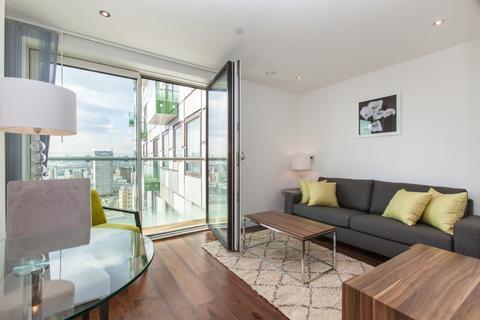 Studio to rent - Duckman Tower, Lincoln Plaza, Canary Wharf E14
