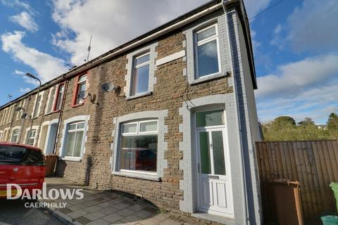 3 bedroom end of terrace house for sale - Hendre Road, Caerphilly