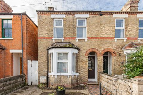 2 bedroom end of terrace house - East Oxford OX4 3AW