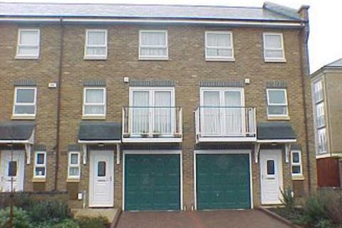 4 bedroom house to rent - 38 Schooner Close, Millennium Drive, Canary Wharf, E14
