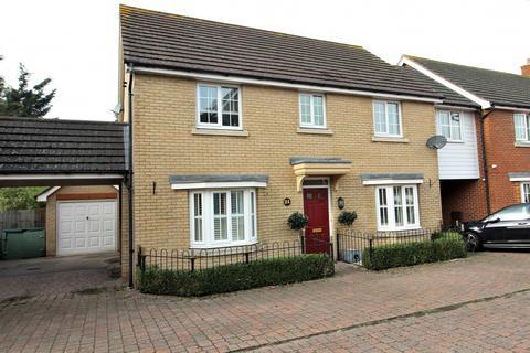 4 bedroom link detached house - Baden Powell Close, Great Baddow, Chelmsford, Essex, CM2