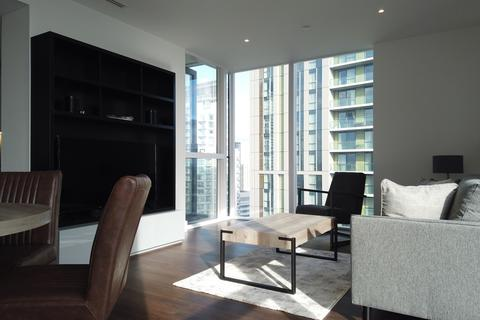 2 bedroom flat to rent - 2605 Maine Tower, Harbour Way, Canary Wharf, E14