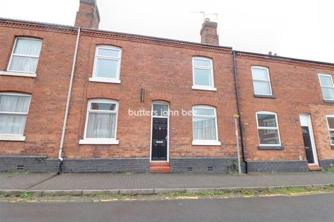3 bedroom terraced house to rent - Chambers St, Crewe
