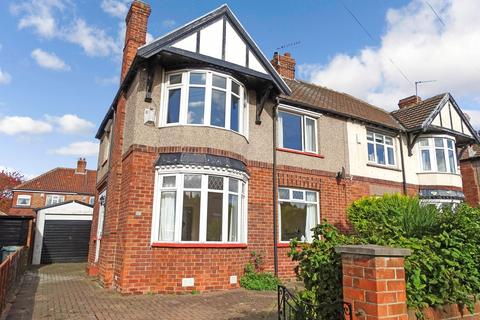 3 bedroom semi-detached house for sale - Newlands Avenue, Stockton-on-Tees, Cleveland, TS20 2PG