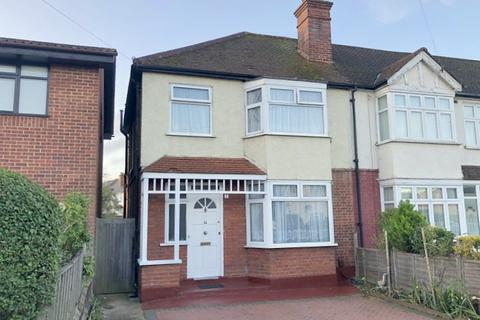 3 bedroom end of terrace house for sale - Clarence Avenue, New Malden, KT3