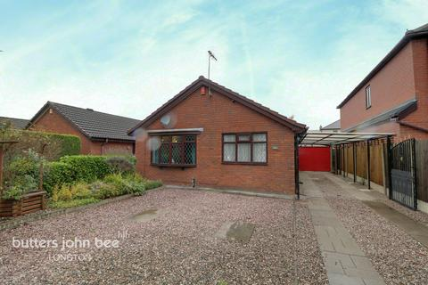 2 bedroom detached bungalow for sale - Basildon Grove, Stoke-On-Trent