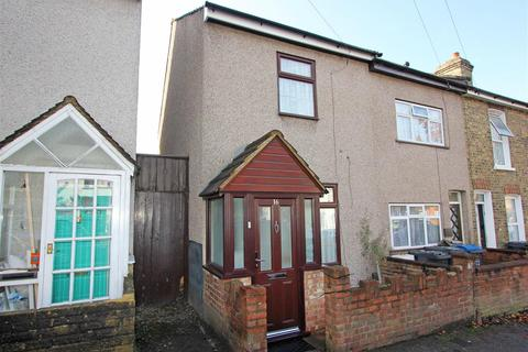 2 bedroom end of terrace house for sale - Bynes Road, South Croydon