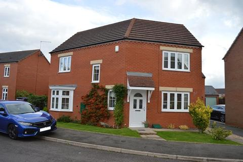 3 bedroom detached house for sale - Priors Lane, Market Drayton TF9