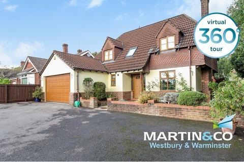 4 bedroom detached house for sale - Copheap Lane, Warminster