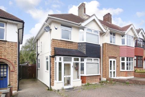 3 bedroom end of terrace house for sale - Crookston Road, Eltham SE9