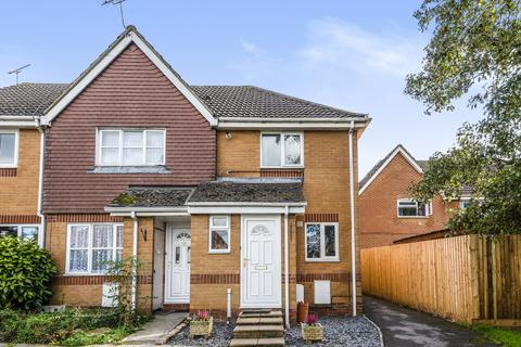 2 bedroom end of terrace house for sale - Virginia Drive, Warminster