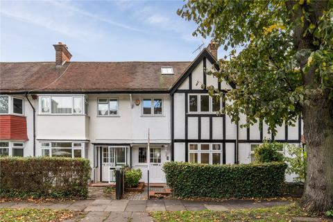 4 bedroom terraced house for sale - The Ridgeway, London, W3