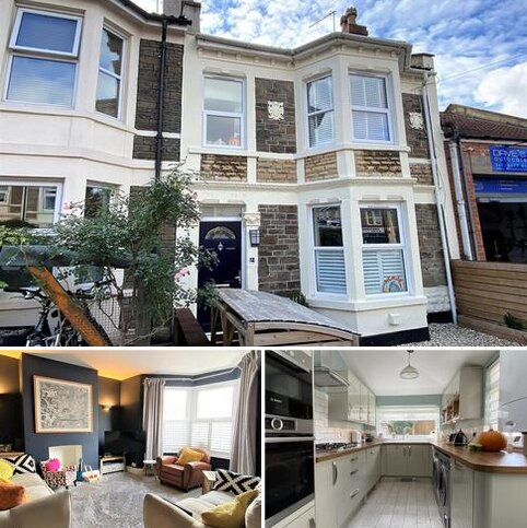 3 bedroom terraced house for sale - Sandgate Road, Brislington, Bristol