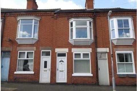 2 bedroom terraced house to rent - Sandhurst Street, Oadby, Leicester