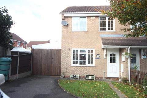 3 bedroom semi-detached house for sale - Newquay Close, Hinckley