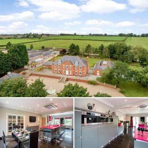 10 bedroom detached house for sale - Highfields Manor Estate, Belton, Loughborough, Leicestershire, LE12