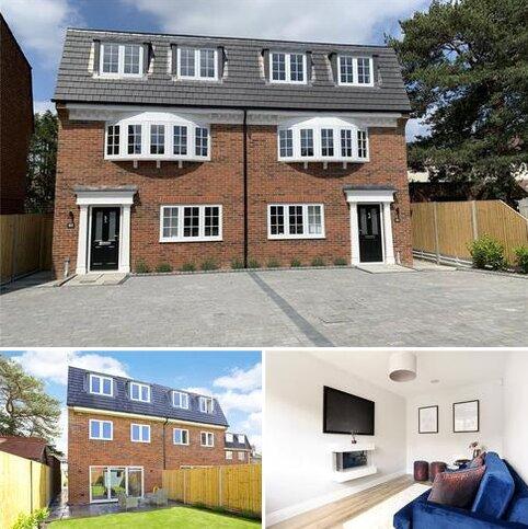 4 bedroom semi-detached house for sale - Lower Park Road, Loughton, Essex, IG10