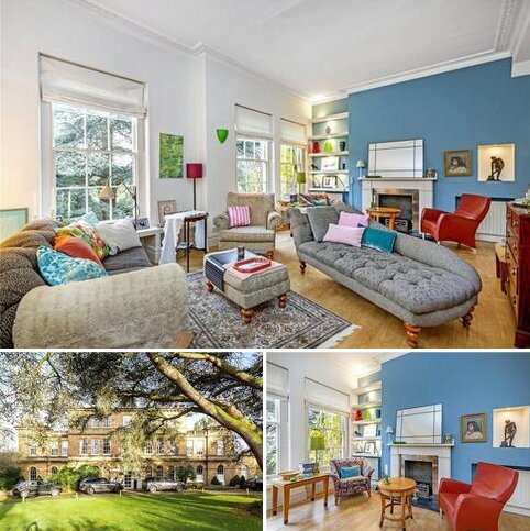 3 bedroom apartment for sale - South Lodge, 61 Ham Common, Richmond, Surrey, TW10